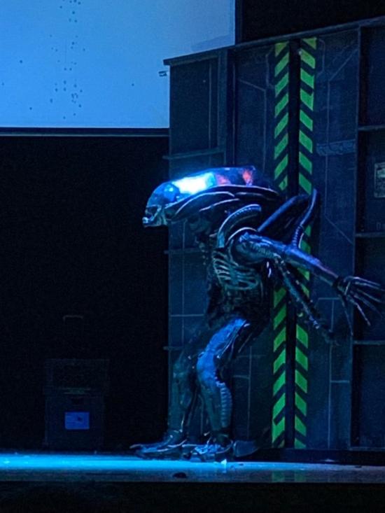 Alien School Play