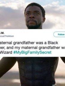 My Big Family Secret