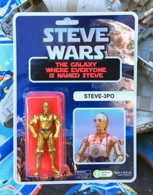 Comedian Creates Funny Fake Toys To Troll Stores