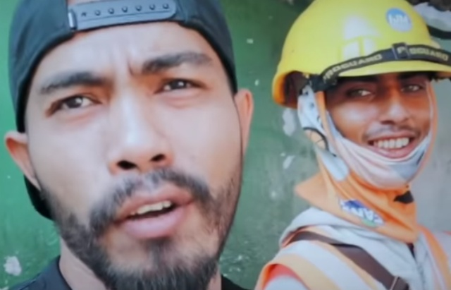 Bangladeshi Construction Worker's 'Runway' Gaze Heats Up The Internet