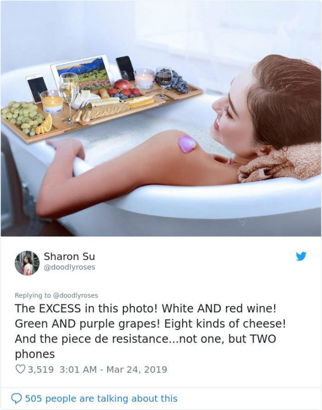 Ad Companies Have No Idea What Women Are Doing In Bathtubs