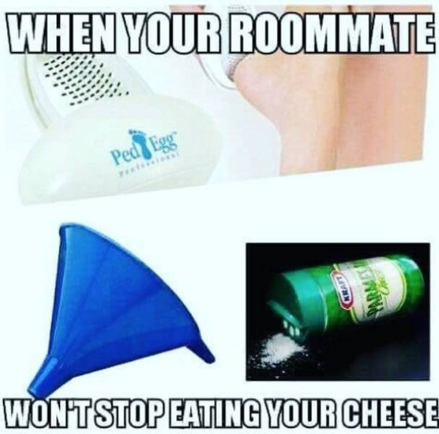 Living With Roommates Memes