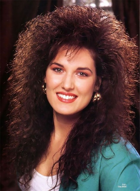 80s Hairstyles
