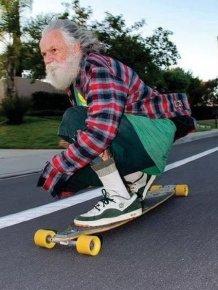 Old People Have Fun