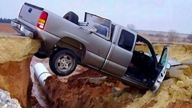 Big Car Fails