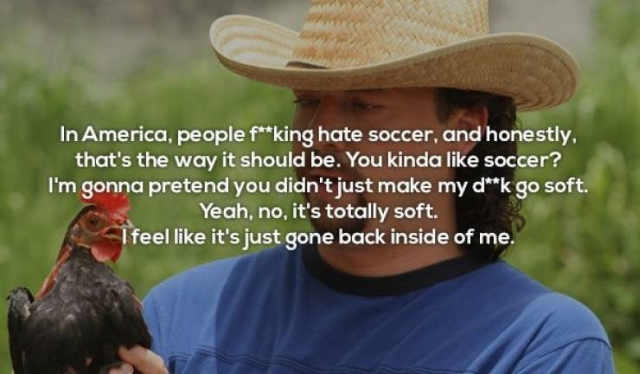 Kenny Powers Quotes