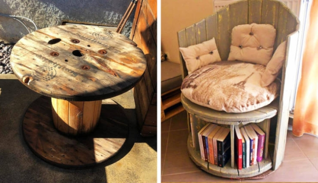 Old Stuff Transformed Into Awesome New Stuff