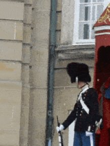 The Queen's Guard GIFs