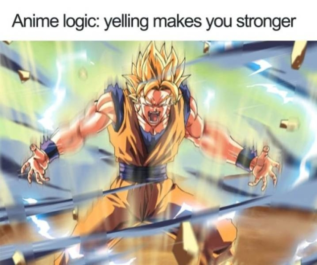 Don't Look For Logic In Cartoons