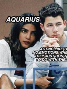 Aquarius Meme