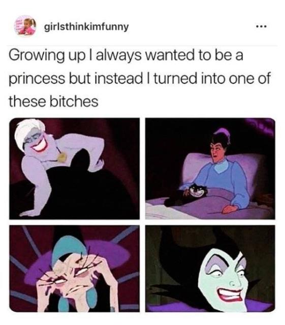 Girly Memes