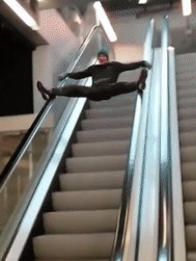 Escalator Fails