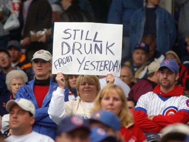 Funny Fan Signs
