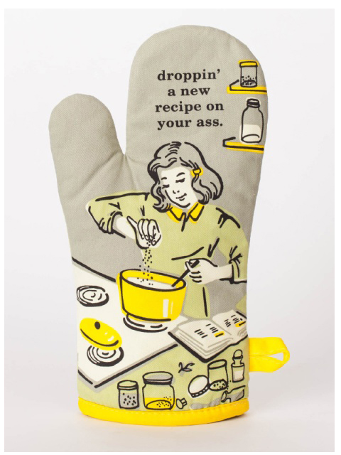 Awesome Oven Gloves