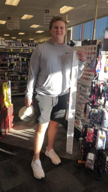 CVS Receipts Are Seriously Messed Up