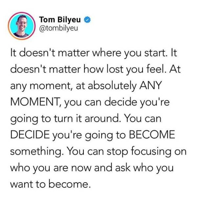 We All Need More Motivation
