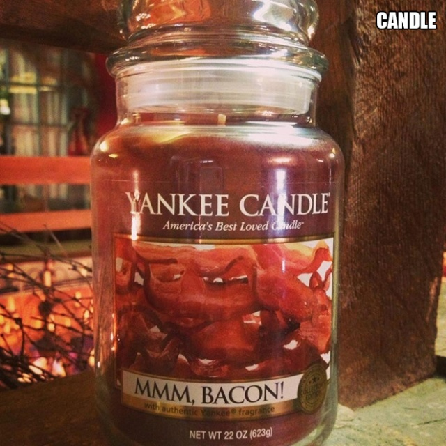 This Bacon Products Actually Exist
