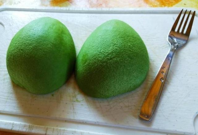 Peeled Fruits