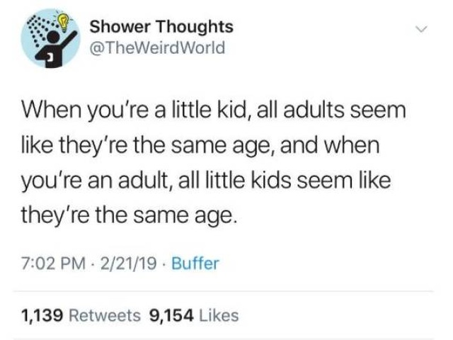 What It Means To Be An Adult