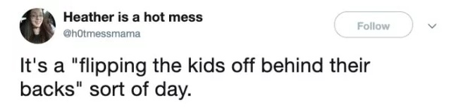 Funny Tweets From Parents