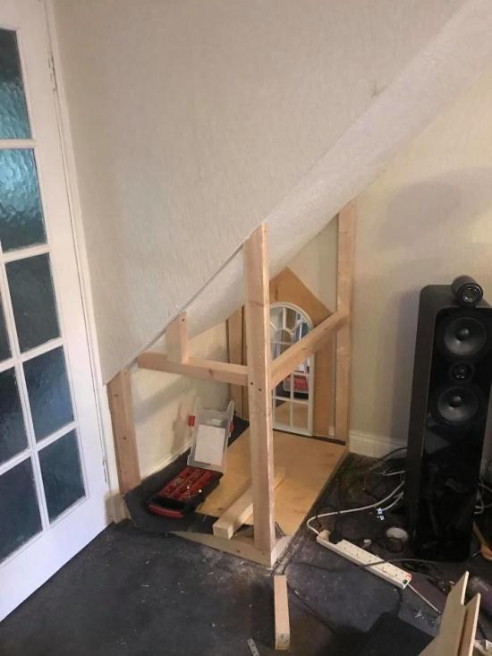 DIY Dog House, part 2