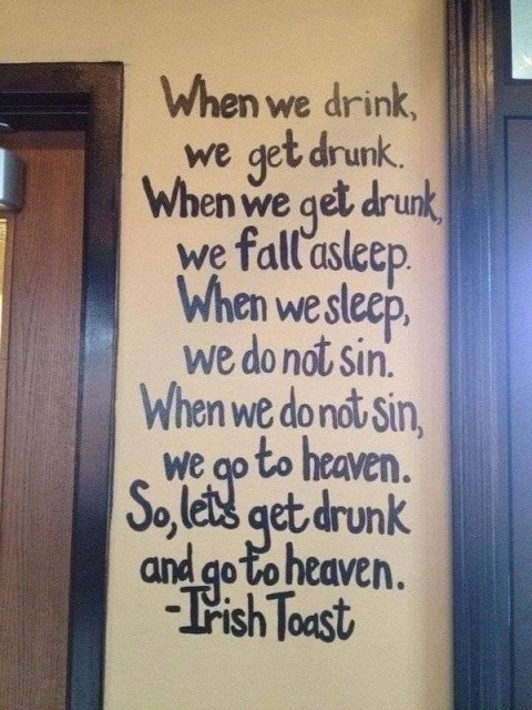 It's All About Alcohol