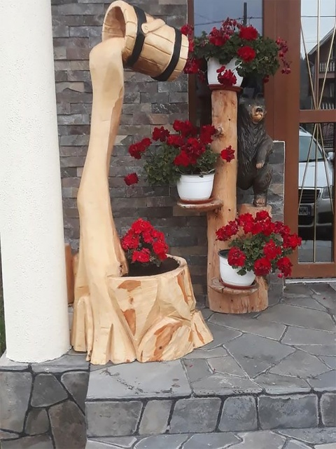 Wood Carving, part 2