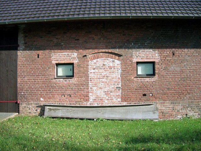 Do You Suffer From Pareidolia? Do You See Houses Or Faces?