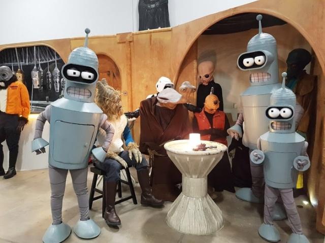 Photos From Ottawa Comic Con