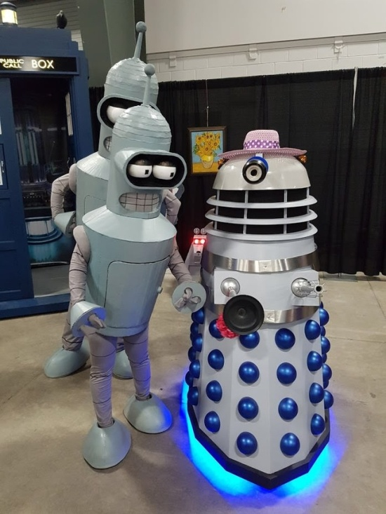 Photos From Ottawa Comic Con