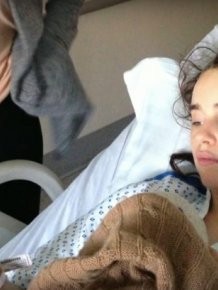 Emilia Clarke Shares Photos From Hospital Treatment During Brain Aneurysm Ordeal