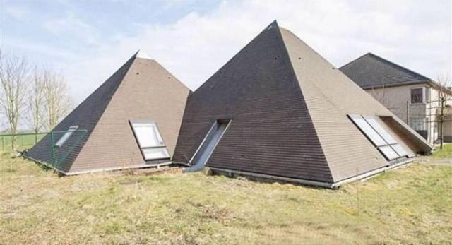 Ugly Houses In Belgium