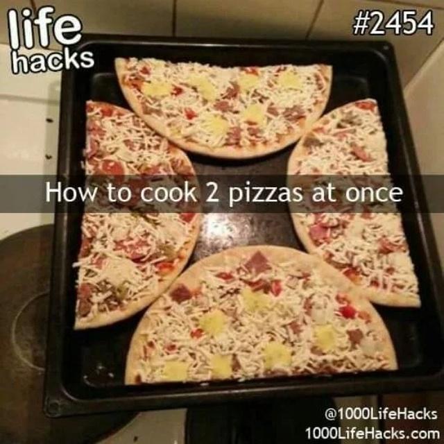 Useful Food Hacks