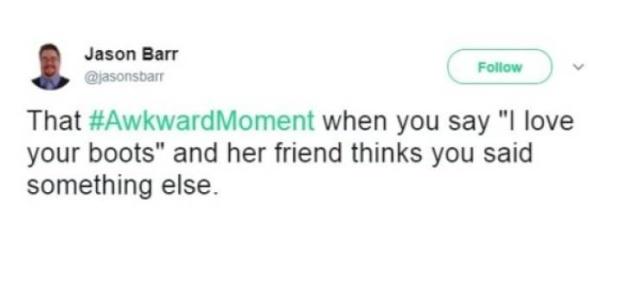 Awkward Moments, part 5