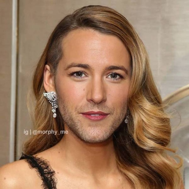 "Guy Morphs Celebrity Faces Into ""Perfect Celebrity Looks"""
