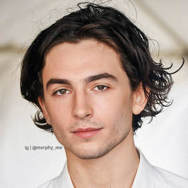 """Guy Morphs Celebrity Faces Into """"Perfect Celebrity Looks"""""""