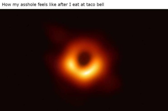 The First Ever Black Hole Image Memes