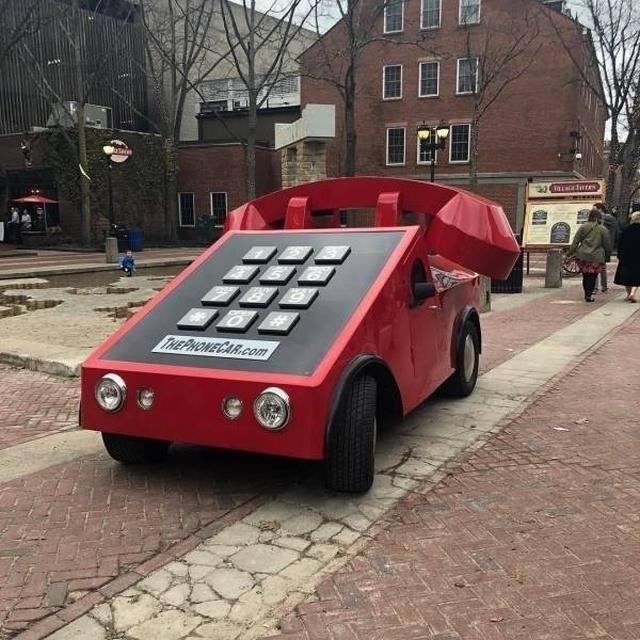 Strange Cars, part 6