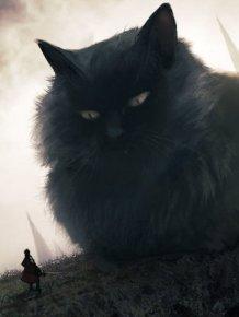 Big Cats by Ariduka55 and MonoKubo