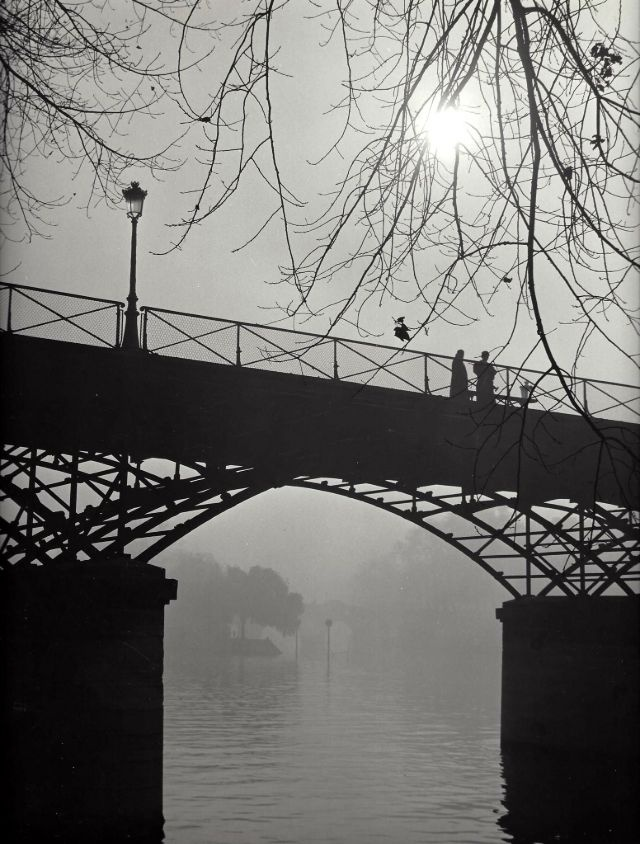 Beautiful Paris in the 1950s By Kees Scherer