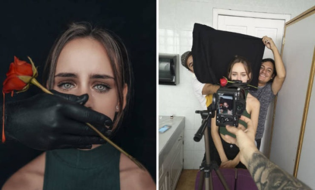Professional Photographer Shares His Behind-The-Scenes Secrets