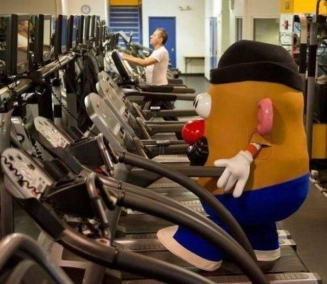 Things That Can Only Happen on Your First Day at the Gym