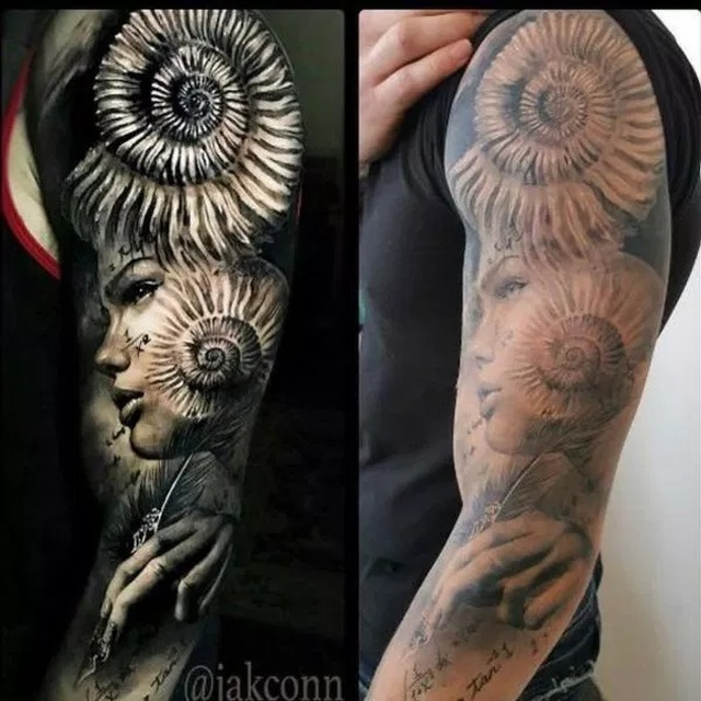 Photoshopping Tattoo Artists