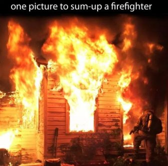 Pictures Of Firefighters