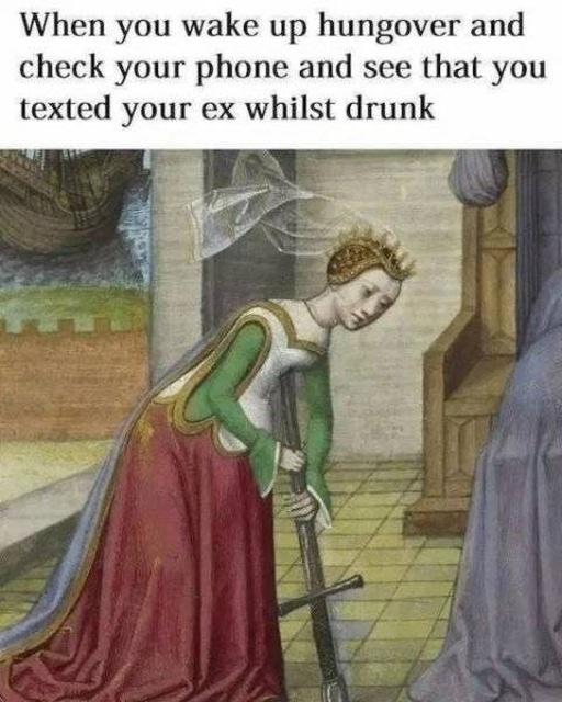 Medieval Memes, part 2