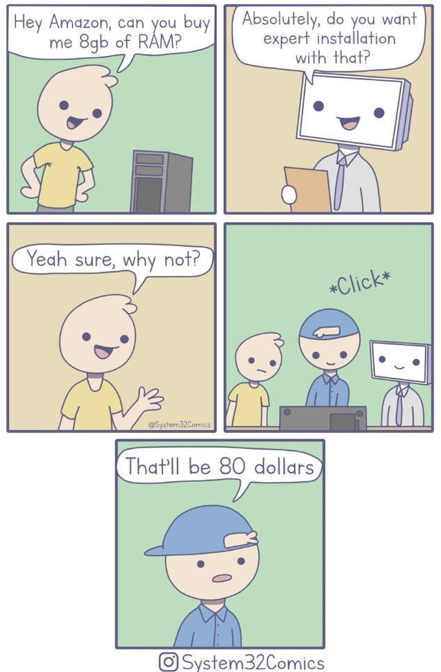 System32 Comics