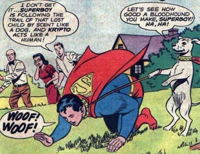 Comic Panels That Prove All Superheroes Have Dirty Minds