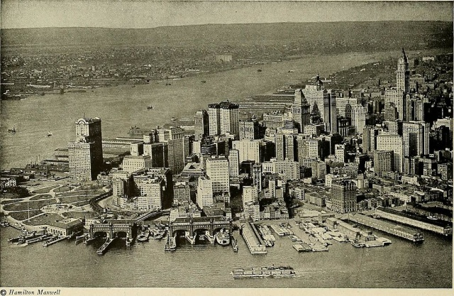 Cities Then And Now