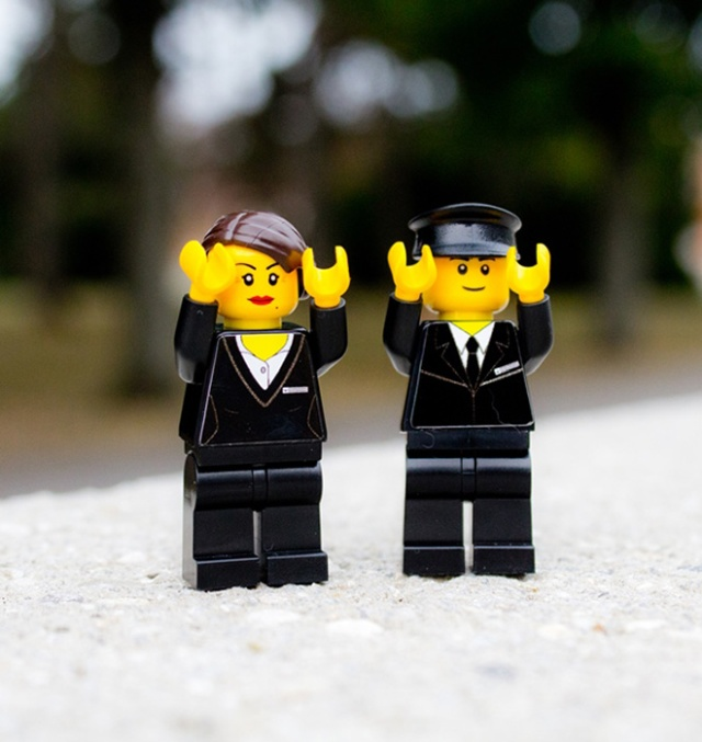 Vienna Cemetery Now Offers LEGO Set, So You Can Recreate Funerals