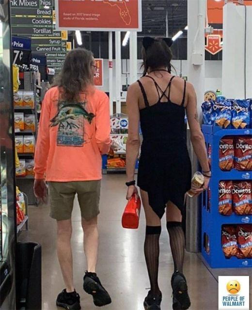 The Walmart Fashion